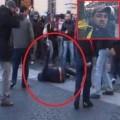 Roma scontri: 15enne colpito da un casco