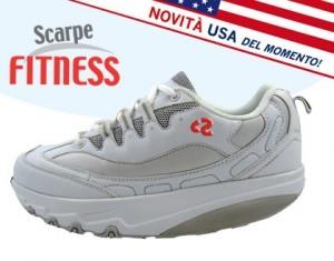 Dimagrire velocemente: scarpe fitness