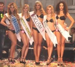Miss Ciclismo 2012: vince la piacentina Alessia Franchi, foto