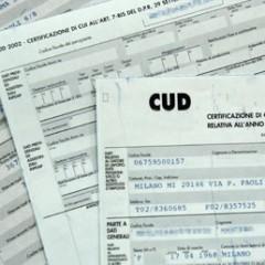 Cud pensionati 2013: inps online invio telematico caf