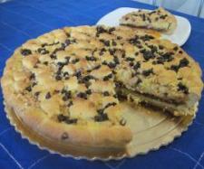 Crostata croccantina alla nutella ricetta Bimby