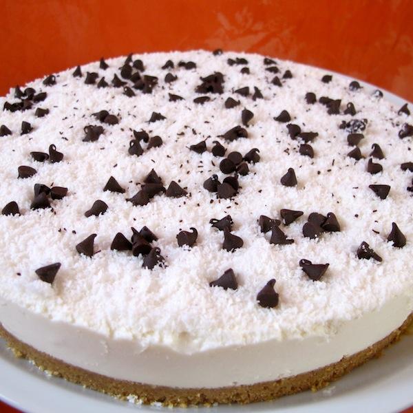 Cheesecake al cocco Bimby