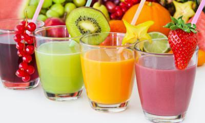 succo di frutta bimby