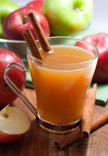 succo di mela e cannella bimby