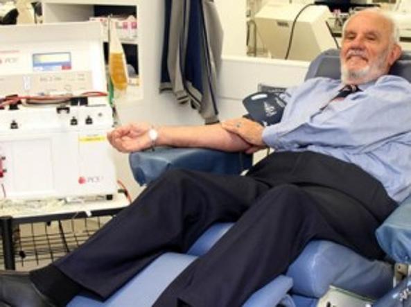 Donare il sangue migliora salute e umore