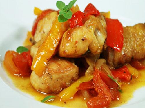 Ricette dietetiche pollo bimby
