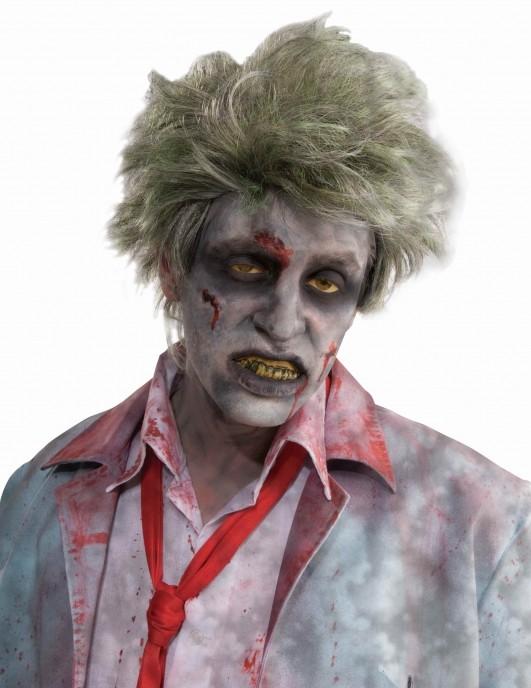 Trucco Halloween: Clio consigli makeup  Uomo zombie   Dottor