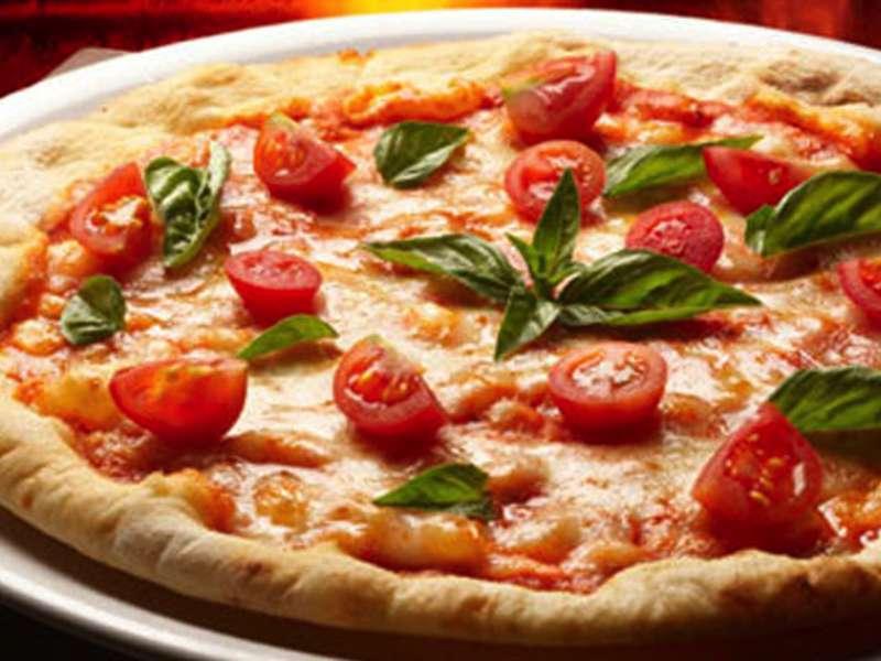 Pizza: combatte l'invecchiamento