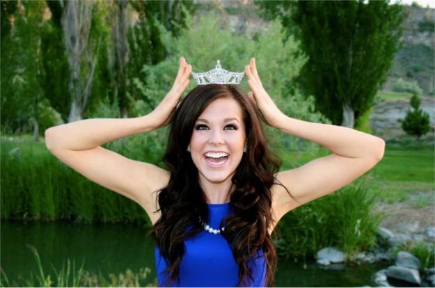 Sierra Sandison, sfila con la pompa di insulina e vince Miss Idaho