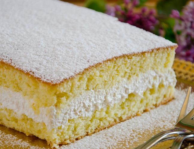 torta paradiso bimby