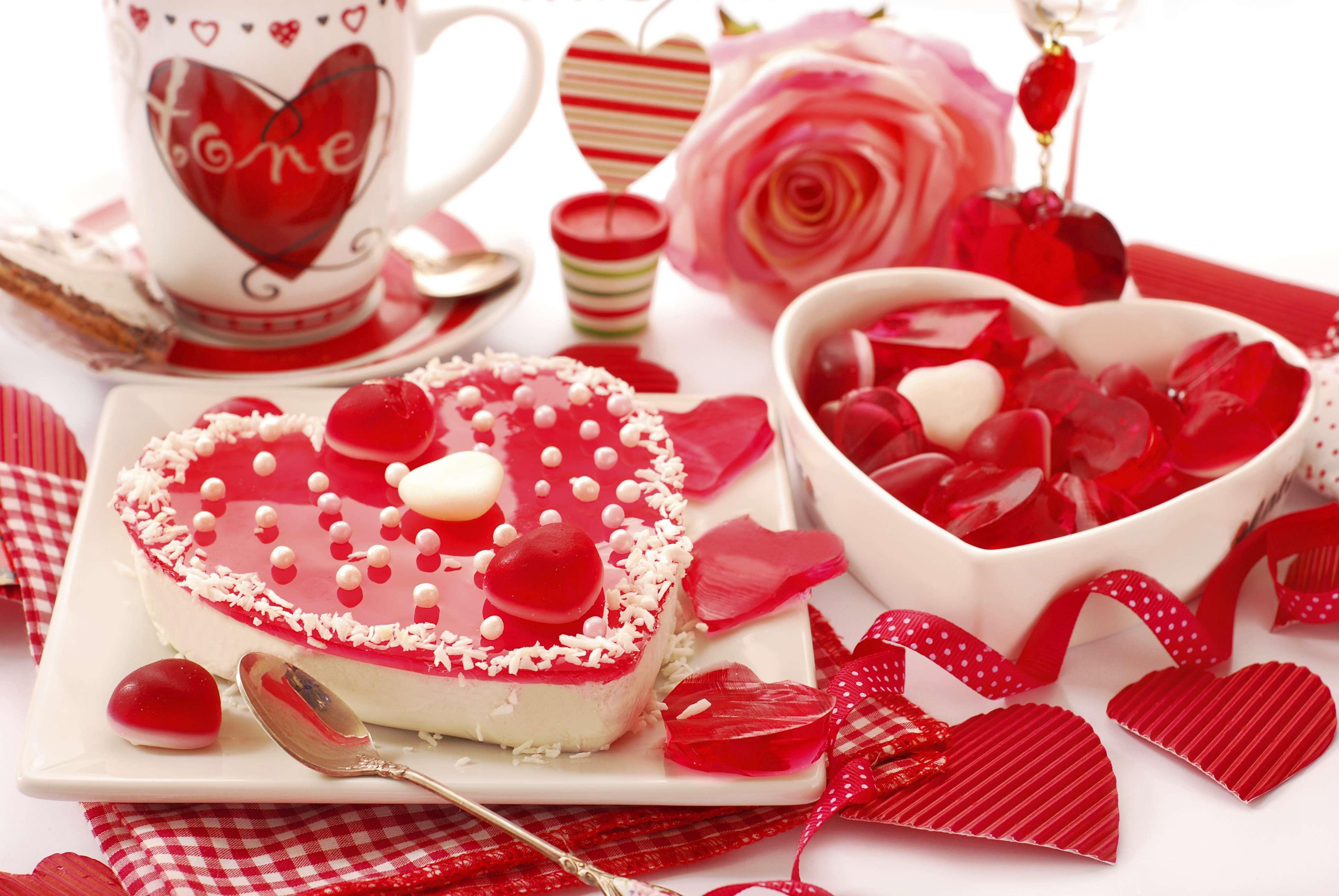 ricetta bimby per san valentino