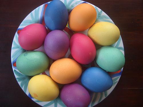 decorazione uova di pasqua