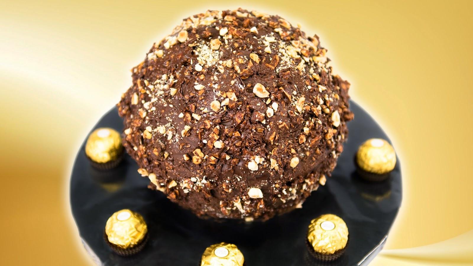 Ferrero Rocher magnum Bimby