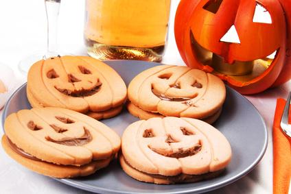 biscotti halloween bimby