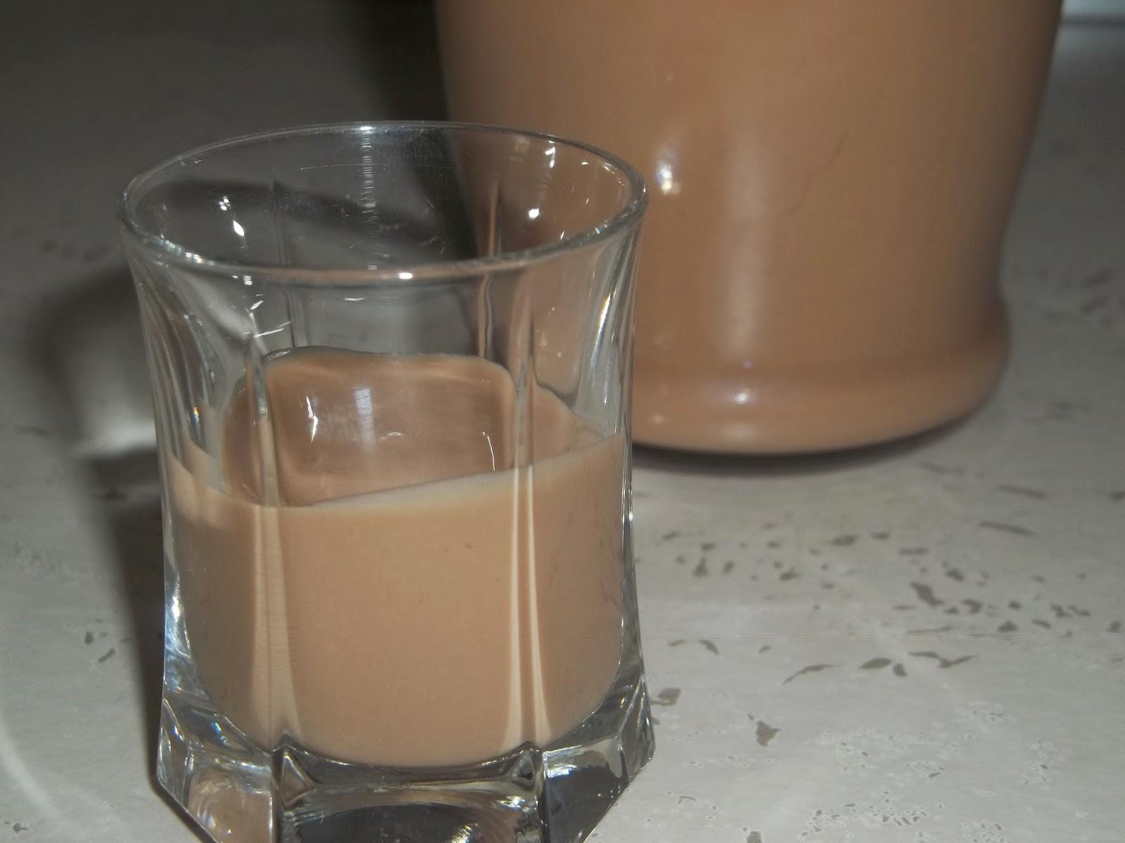 liquore al cappuccino bimby