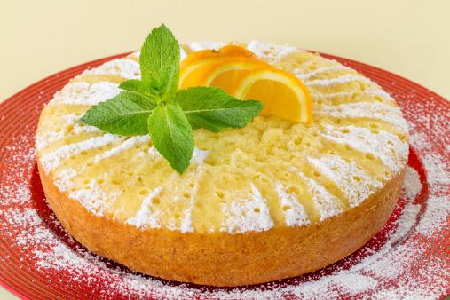 Torta all'arancia ricetta Bimby