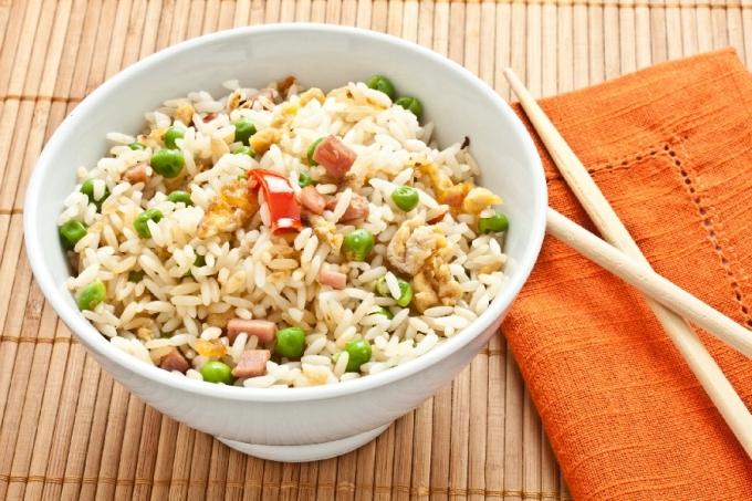 Riso alla cantonese ricetta Bimby