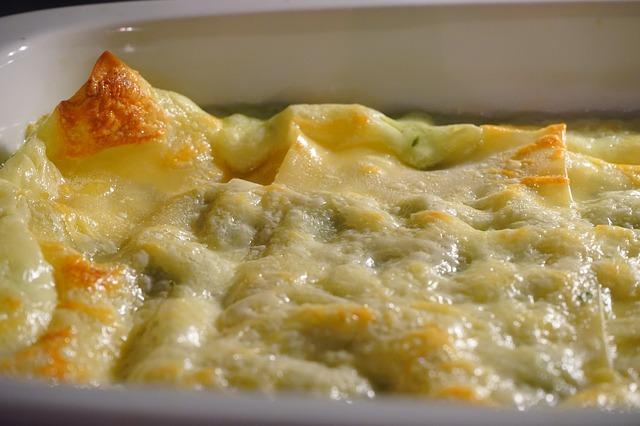 Ricetta Delle Lasagne Ai Quattro Formaggi.Lasagne Ai 4 Formaggi Bimby Dottor Salute
