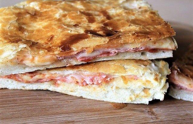 Pizza rustica con prosciutto e formaggio ricetta bimby - Cucina fanpage ricette ...