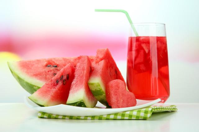 Succo di anguria rinfrescante ricetta Bimby