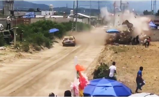 Tragedia alle corse: travolte e uccise due persone