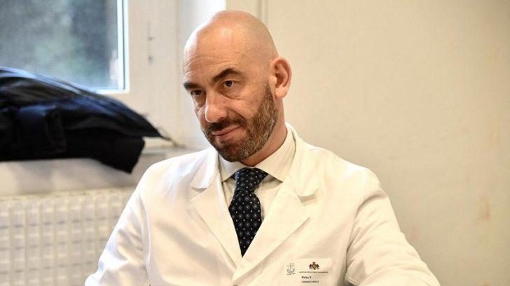 Covid, il virologo Bassetti parla della sua vita privata