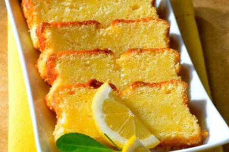 Plum cake ricetta originale: soffice con il Bimby